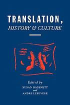 Translation, history, and culture