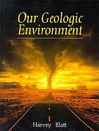 Our geologic environment