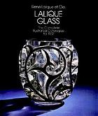 Lalique glass : the complete illustrated catalogue for 1932