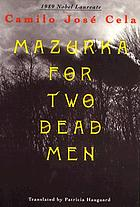 Mazurka for two dead men