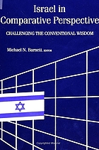 Israel in comparative perspective : challenging the conventional wisdom