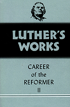Career of the reformer
