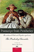 Postscript from Pemberley : the acclaimed Pride and prejudice sequel series