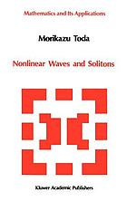Nonlinear waves and solitons