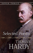 Hardy's selected poems