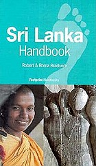 Sri Lanka handbook with the Maldives