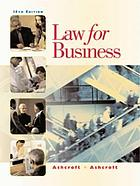 Law for business
