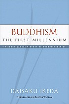 Buddhism, the first millennium