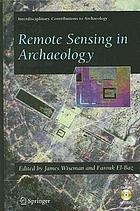 Remote sensing in archaeology