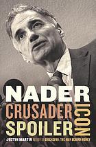 Nader : crusader, spoiler, icon