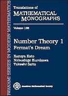 Number theory 1 : Fermat's dream