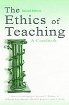 The ethics of teaching : a casebook