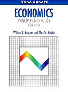 Economics, principles, and policy