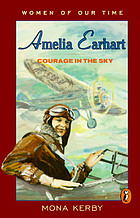 Amelia Earhart : courage in the sky