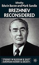 Brezhnev reconsidered