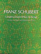 Complete chamber music for strings Complete chamber music for strings Complete chamber music for strings : for 3-5 strygere