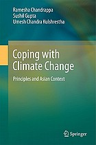 Coping with climate change principles and Asian context