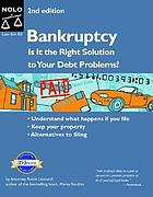 Bankruptcy : is it the right solution to your debt problems?