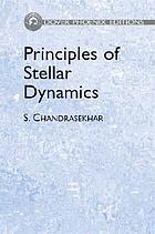 Principles of stellar dynamics