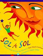 Sol a sol : bilingual poems