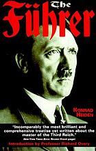 Der Fuehrer : Hitler's rise to power