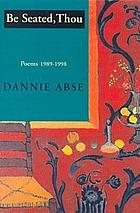 Be seated, thou : poems 1989-1998