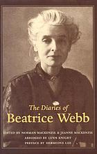 The diary of Beatrice Webb