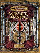 Dungeons & dragons monster manual : core rulebook III v.3.5