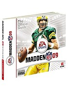 Madden NFL 09 : Prima official game guide