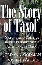 The story of taxol : nature and politics in the pursuit of an anti-cancer drugTaxol : nature, science and politics