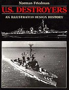 U.S. destroyers : an illustrated design history