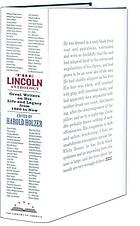 The Lincoln anthology : great writers on his life and legacy from 1860 to now