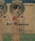 Art nouveau : from Mackintosh to Liberty : the birth of a style