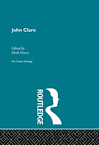 John Clare the critical heritage