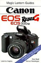 Canon EOS Rebel G, EOS 500 N