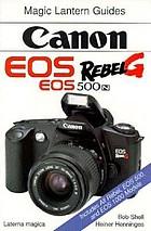 Canon EOS Rebel G, EOS 500 N