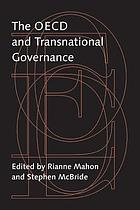 The OECD and transnational governance