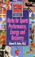 Herbs for sports performance, energy and recovery