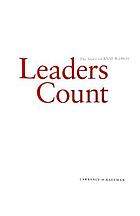 Leaders count : the story of BNSF Railway