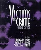 Victims of crime : problems, policies, and programs