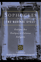 The Oedipus cycle : an English version
