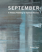 September : a history painting by Gerhard Richter