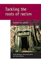 Tackling the roots of racism : lessons for success