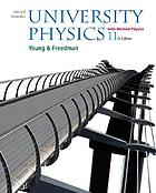 Sears and Zemansky's university physics : with modern physics