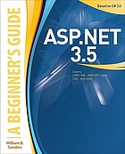 ASP.NET 3.5 : a beginner's guide