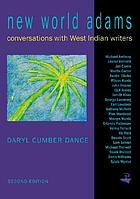 New World Adams : conversations with contemporary West Indian writers