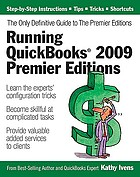 Running QuickBooks 2009 premier editions