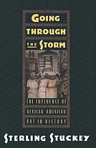 Going through the storm : the influence of African American art in history