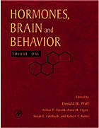 Hormones, Brain and Behavior, Five-Volume Set Hormones, brain, and behavior