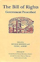 The Bill of Rights : government proscribed